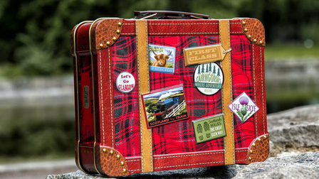 Bí quyết khi chọn vali khi đi du lịch