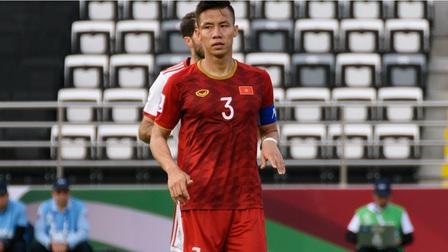 Thủ quân Quế Ngọc Hải: ĐT Việt Nam phải tự quyết ở vòng loại World Cup!