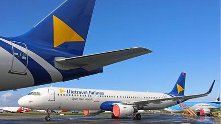 Vietravel Airlines chi bao nhiêu cho chiếc máy bay đầu tiên?