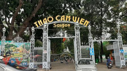 Thật đáng tiếc nếu du lịch Sài Gòn mà không đến Thảo Cầm Viên