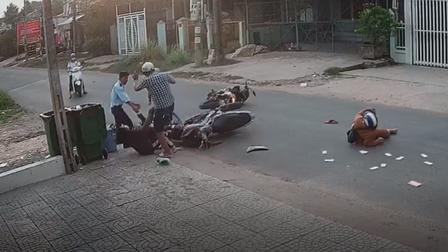 Đối tượng hành hung dã man nữ sinh sau tai nạn giao thông sẽ đối mặt với mức án nào?