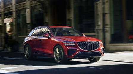 Hyundai lần đầu ra mắt SUV cạnh tranh với Mercedes-Benz GLC