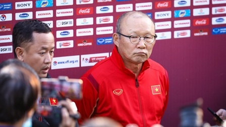 HLV Park Hang Seo dự 4 giải đấu lớn trong cuối năm 2021