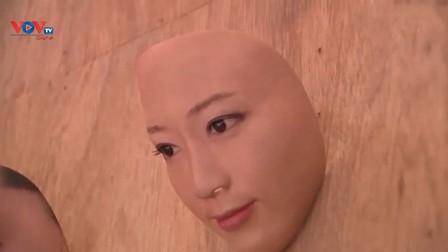 Nhật Bản: Cửa hàng bán mặt nạ giống hệt mặt người thật