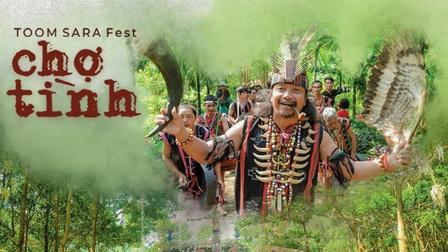 Lần đầu tiên tổ chức lễ hội chợ tình người Cơ Tu dịp Tết