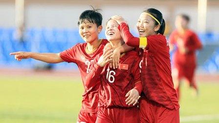 Lo bảo vệ ngôi Hậu, bóng đá nữ đổi lịch thi đấu