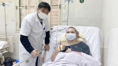 Cứu người bệnh đa chấn thương bị tắc mạch do huyết khối