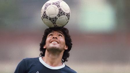 Maradona, người đã phá lằn ranh sinh tử của nhân gian