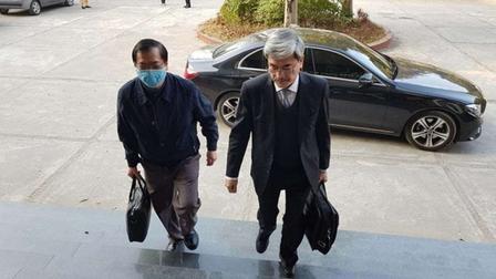 Phiên tòa xử ông Vũ Huy Hoàng triệu tập nguyên Thứ trưởng Bộ Công thương