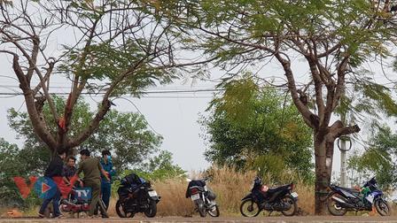 Phát hiện thi thể đàn ông đang phân hủy ở Bình Phước