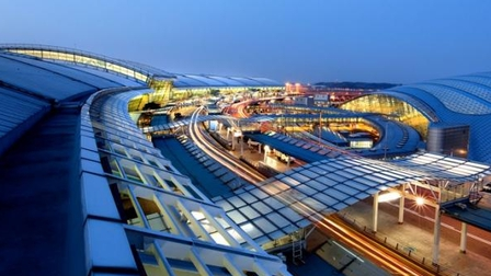10 sân bay hiện đại nhất thế giới khiến du khách choáng ngợp