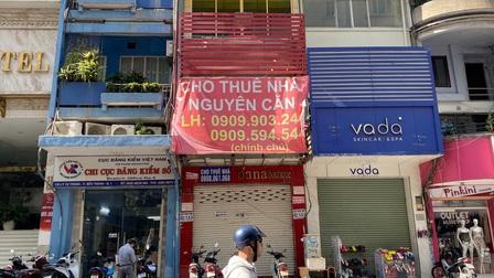 """Giảm giá 80 triệu đồng/tháng, đất vàng Sài Gòn """"khát"""" người thuê"""