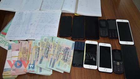 Triệt xóa đường dây sử dụng mạng xã hội để ghi đề ở Quảng Nam