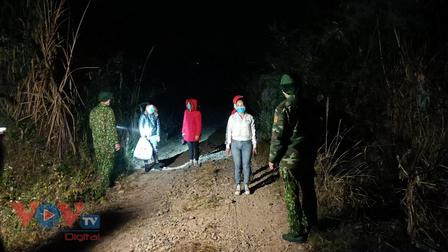 Quảng Ninh: Phát hiện 4 đối tượng nhập cảnh trái phép