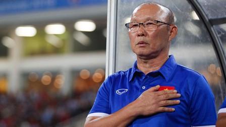 HLV Park Hang Seo đặt mục tiêu đưa Việt Nam dự World Cup
