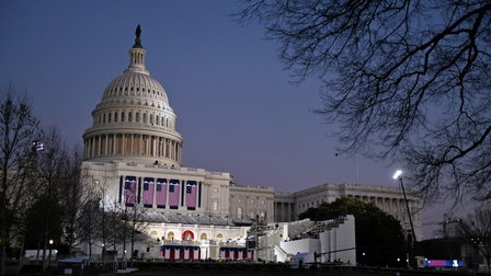 Hôm nay (20/1), Tổng thống đắc cử Mỹ tuyên thệ nhậm chức