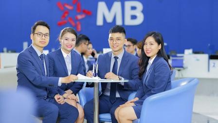 """Năm 2021: MB """"duy trì Top 5, phấn đấu Top 3 các NHTM về chất lượng và hiệu quả, dẫn đầu về số hóa"""""""