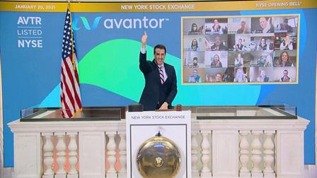 Chứng khoán Mỹ cao kỷ lục trong ngày tân Tổng thống nhậm chức