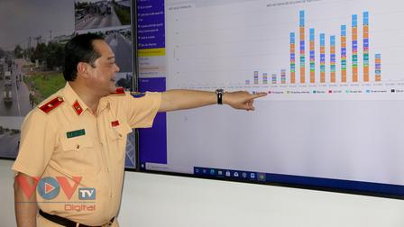 """Lắp đặt """"mắt thần"""" tại 37 điểm trên quốc lộ 1 đoạn qua tỉnh Bình Thuận"""