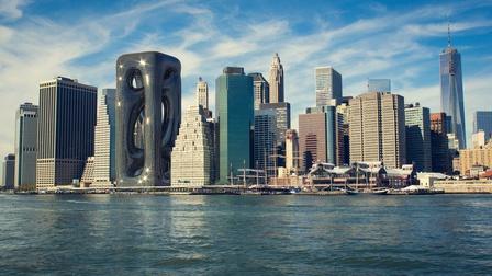 Những thiết kế kiến trúc cao ốc táo bạo