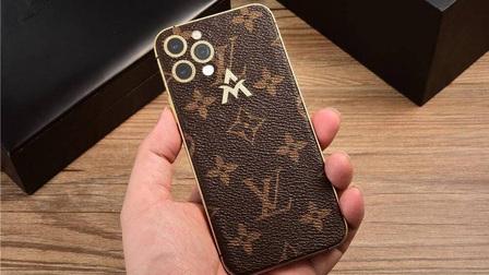 iPhone 12 phiên bản Louis Vuitton có giá trên trời khiến nhiều người mê mệt