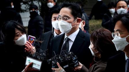 'Thái tử' Samsung chấp nhận ngồi tù