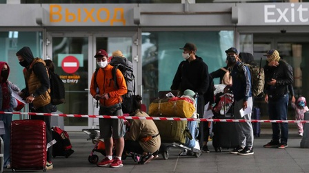 Nga dỡ bỏ hạn chế đi lại cho công dânViệt Nam, Phần Lan, Ấn Độ và Qatar