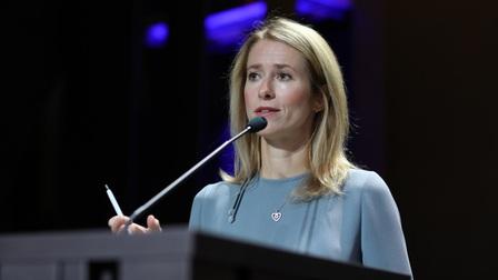 Estonia có nữ Thủ tướng đầu tiên trong lịch sử