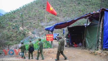 Bộ đội biên phòng Cao Bằng tăng cường an ninh trật tự, ngăn chặn xuất nhập cảnh trái phép