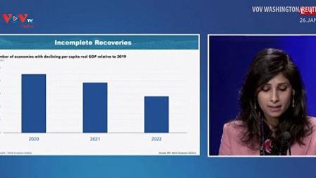 IMF dự báo kinh tế toàn cầu tăng trưởng 5.5% năm 2021