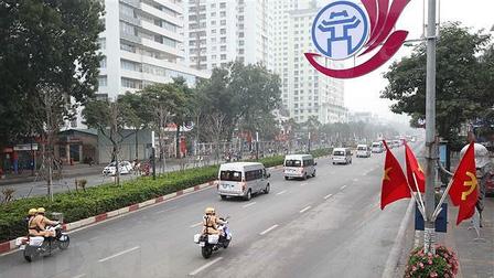 Hà Nội: Xử lý nghiêm người phóng xe máy theo đoàn xe ưu tiên
