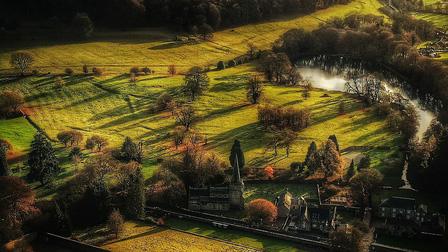 """Bộ ảnh tuyệt đẹp về nơi được mệnh danh là """"vùng đất riêng của Chúa"""""""