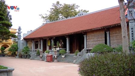 Chùa Đống Phúc, ngôi chùa gỗ lớn nhất Quảng Ninh