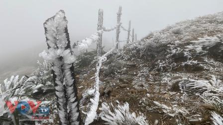 Không khí lạnh tăng cường, Bắc Bộ có nơi dưới 0 độ C