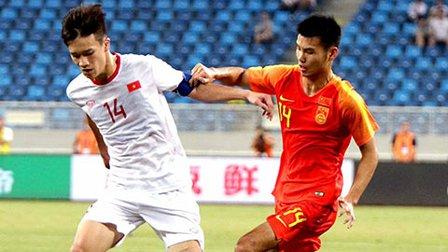 Chốt giờ thi đấu trận Trung Quốc vs Việt Nam