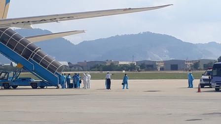 Mở lại một số chặng bay nội địa khu vực miền Trung
