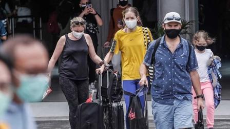 Indonesia ban hành quy định y tế với du khách nước ngoài vào Bali