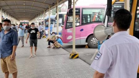 Hà Nội mở lại những tuyến vận tải khách liên tỉnh nào từ ngày 13/10?