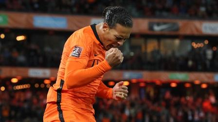 Hà Lan 'nghiền nát' Gibraltar với 6 bàn không gỡ