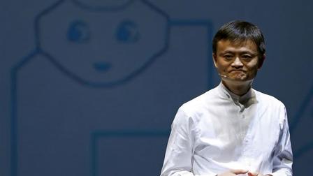 Jack Ma tái xuất sau một thời gian dài biến mất