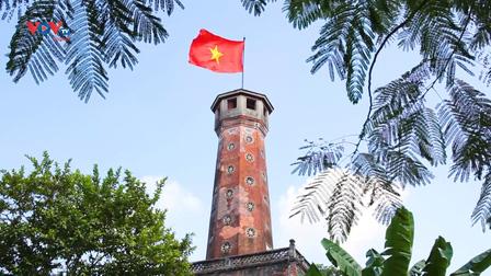 Cột cờ Hà Nội – Biểu tượng lịch sử quân sự của Thủ đô