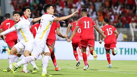 Oman 3-1 Việt Nam: Vui buồn cùng VAR