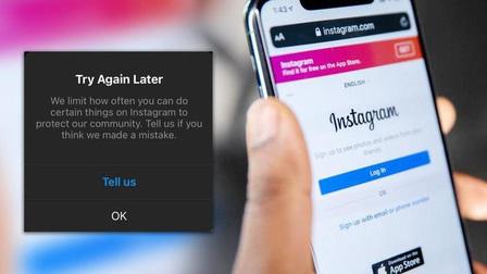 Sau 'liên hoàn lỗi', Instagram đang thử nghiệm tính năng thông báo sự cố cho người dùng?