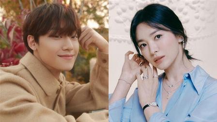 Đóng phim cùng trai trẻ, Song Hye Kyo bị nhắc nhở: 'Đừng dụ cậu ấy vào tròng'