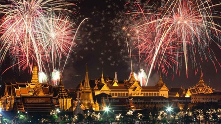 Thái Lan chi 18 triệu USD tổ chức chương trình âm nhạc mừng mở cửa