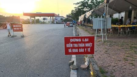 Phú Thọ: Thai phụ cùng chồng dương tính SARS-CoV-2 chưa rõ nguồn lây