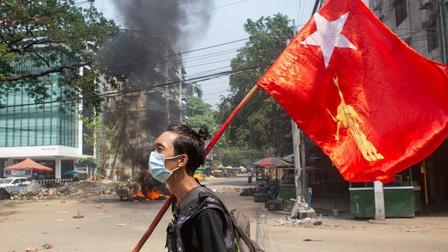 ASEAN từ chối người đứng đầu chính quyền quân sự Myanmar dự hội nghị thượng đỉnh