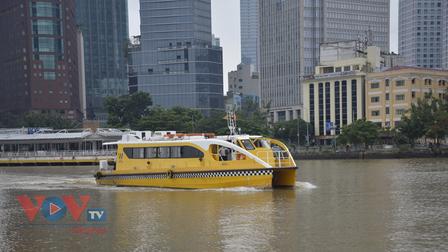 Tuyến buýt sông TP.HCM hoạt động trở lại sau 4 tháng tạm ngưng vì dịch COVID-19