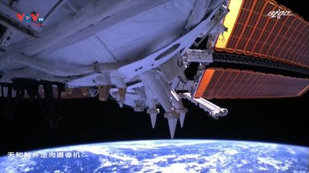 Trung Quốc: Tốp phi hành gia thứ 2 có mặt trên khoang lõi của trạm vũ trụ