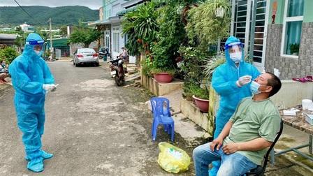 53 trường hợp dương tính SARS-CoV-2 tại Phú Thọ